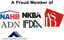 Proudly Associated with NAHB, NARI, NKBA, ADN, ASID, and AAA